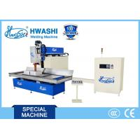 Best CNC Automatic Rolling Seam  Welding Machine for Stainless Steel Sink Bowl wholesale
