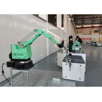 Payload 1kg Robotic Tray Loading 4 Axis Mini Fully Automatic Robot Arm for sale