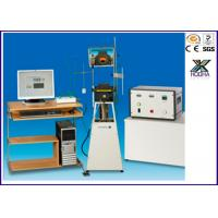 Quality ISO 1182 Flame Test Equipment For Non Combustible Construction Materials for sale