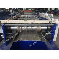 Quality M Shape Sigma Highway Guardrail Roll Forming Machine 0 - 20m / Min Forming Speed for sale