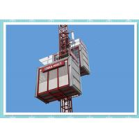 Quality Temporary Construction Elevators Passenger And Material Hoist , Load Capacity 2000kg for sale