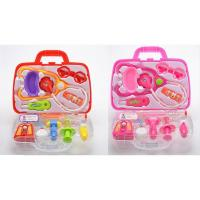Quality Children's Medical Case Toy Stethoscope Playset , Doctors And Nurses Play Set for sale