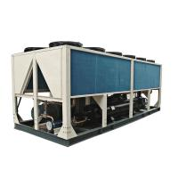 China R134a Air Cooled Screw Chiller Units For Industrial Cooling and Air Conditioning on sale