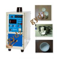 Buy 15KW High Frequency Induction Heating Machine  as Induction Furnace Melting jewelry at wholesale prices