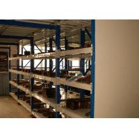 200 Kg Per Sqm Multi Tier Racking System Mezzanine Storage Platform For Furniture Company