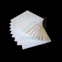 Quality PTFE modified sheet with Glass Fiber Carbon Copper Graphite  , PTFE modified sheet for sale