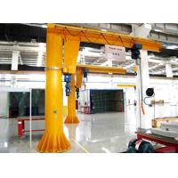 Quality 360 Slewing fixed column 0.5t -5t customized eady operated cantilever jib crane for sale