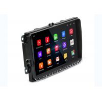 Quality 9 Inch Volkswagen DVD Player Touch Screen Head Unit With GPS 12 Months Warranty for sale