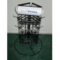 China Countertop Jewelry Display Racks Table Top Display Stands Merchandise on sale
