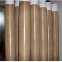 Buy High Temperature Ptfe Coated Glass Fibre Fabric Chemical Resistance at wholesale prices