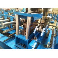 Quality Size Interchangeable C Z Purlin Forming Machine Full Automatic Easy Operation for sale