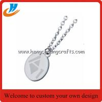 China Hengchuang metal crafts custom bracelet necklace,OEM design,cheap price on sale