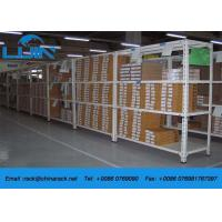 China Multi Level Light Duty Racking Convenient  Installation Adjustable Layer Distance on sale