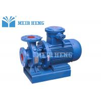 Quality No Leakage Centrifugal Water Pump , Water Suction Industrial Pipeline Pump for sale