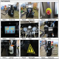 Quality Hydraulic Polyurethane Spray Paint Coating Machine With CE Cetificate For Factories Use for sale
