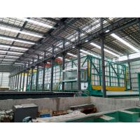 Buy cheap Durable Hot Dip Galvanizing Plant 5mm - 8mm Large Reduce The Zinc Consumption from wholesalers