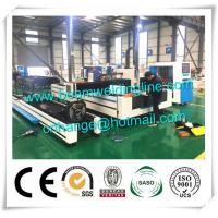 Quality Pipe And Sheet Laser Cutting Machine , CNC Plasma Cutting Machine For Tube And Plate for sale