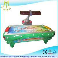 Best Hansel hot selling 2017 coin operated mini air hockey game machine in game center wholesale