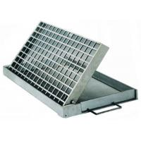 Quality Gully Kerb Channel Sump Grate Cover Mild Durable Carbon Steel Q235 Material for sale