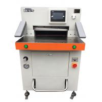 China High Speed Fully Automatic Paper Cutting Machine Hydraulic 670mm Size on sale