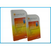 Quality English Microsoft Office Professional 2010 / 2013 Product Key Plus Sticker Label for sale