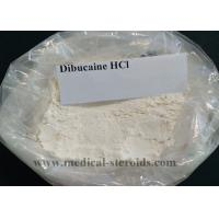 China No Side Effect Local Anesthetic Drugs Dibucaine Hydrochloride CAS 61-12-1 for Pian Relieve on sale