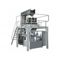 Quality 10 Heads Granule Food Packing Machine , Rotary Doypack Filling Machine for sale