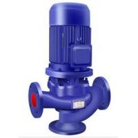 Quality GW vertical inline centrifugal sewage pump for waste water /slurry pump/dewatering pump for sale