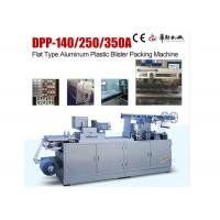 Quality Pharmaceutical Small Auto Blister Packing Machine with PLC Control system for sale