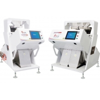China Professional Intelligent CCD Color Sorter Of Mini Type With Voltage 220V/50HZ for sale
