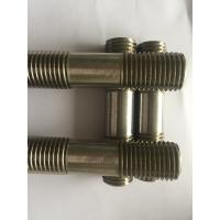Buy cheap 310S 904L Fully Threaded Stud Bolt With 2 Hex Nuts DIN934 ASME B18.2.2 from wholesalers