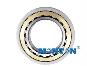 Quality NU228ECM/C3VL2071 140*250*42mm Insulated Insocoat bearings for Electric motors for sale