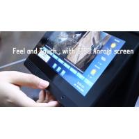 Car Back Seat Android Touch Screen Panel PC with 3G GPS Motion Sensor