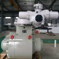 Buy cheap Chemical Resistance Actuator Valve Well - Adapted Motor Operated Valve from wholesalers