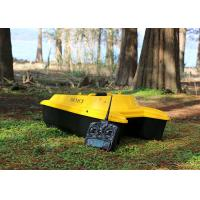 Quality DEVC-303 yellow sonar fish finder DEVICT bait boat / Sea fishing bait boat for sale