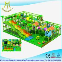 China Hansel CE approval special adventure indoor children playground on sale