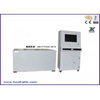 Quality Adiabatic Flammability Test Apparatus To Evaluate Highest Temperature Of Thermal Insulation Products for sale