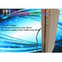 China SMD Transparent Digital Display Glass Wall LED Screen For Theater on sale