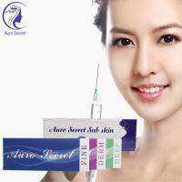Quality Best price  hyaluronic acid filler injection fillers for wrinkles around mouth for sale