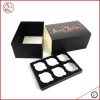 China Paper gift box for apple pie on sale