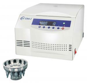 Quality Professional TD4-1 Blood Separation Sero Centrifuge 0-4500RPM Adjustable Speed for sale