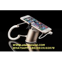 China COMER security display bracket anti-theft clamp mobile phone stands on sale