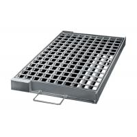 Quality Stock Stormwater Drain Grate Cover Flatted Smooth Surface Dirt Resistant for sale