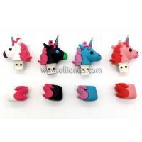 Quality Promotional horse animal shape USB flash driver custom with 8g 16g 32g available for sale