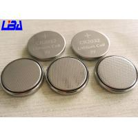 Best Eco - Friendly Audio Equipment CR2032 Lithium Battery Button Cell 3V 240mAh wholesale