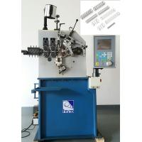 Quality Numerical Control Spring Coiling Machine , 120pcs / Min Spring Making Equipment  for sale