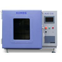 Quality Bench Top Lab Drying Oven Electric Chemistry Hot Air Circulating Fan for sale