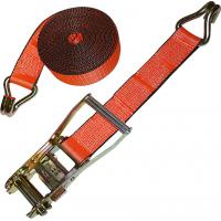 Quality Ratchet Tie Down With Double Wire Hooks for sale