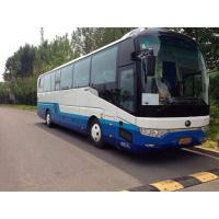 Quality 55 Seats Yutong Used Luxury Coaches Euro 4 Emission Standard 100 Km/H Max Speed for sale