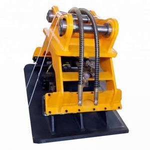Quality Anti Abrasion Backhoe Plate Hydraulic Compactors For Excavators Fit Excavator Doosan DX55 DX60 for sale